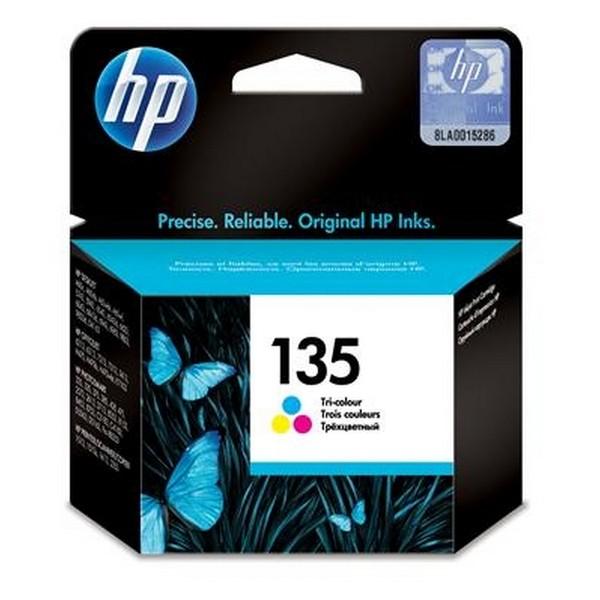 Оригинальный цветной струйный картридж HP 135 Color (C8766HE)-78