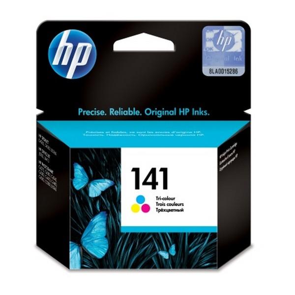 Оригинальный цветной струйный картридж HP 141 Color (CB337HE)-81