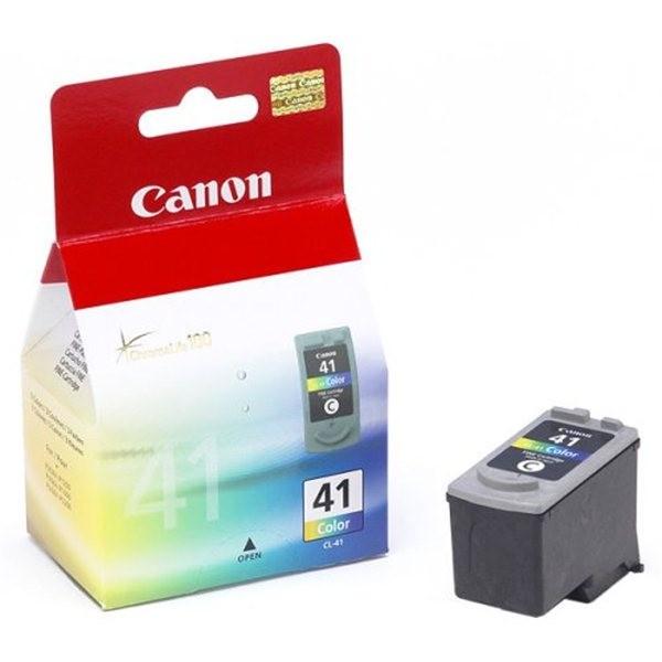 Оригинальный цветной струйный картридж Canon CL-41 Color (0617B025)-100