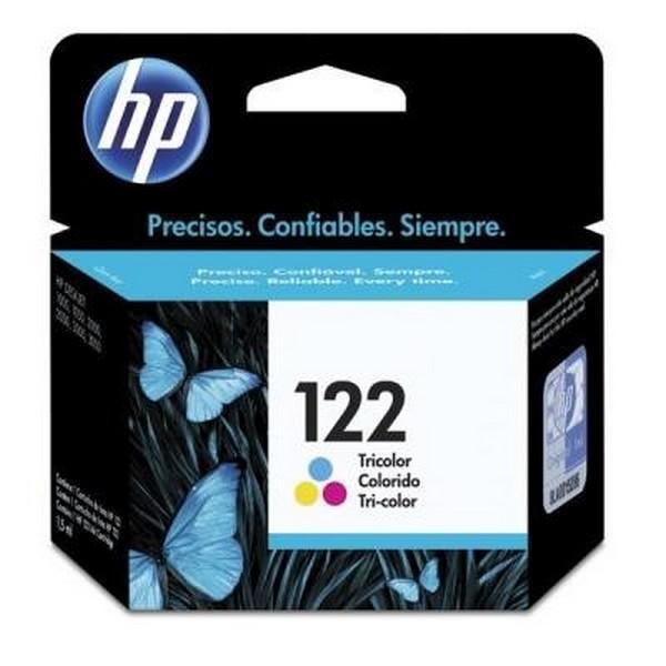 Оригинальный цветной струйный картридж HP 122 Color (CH562HE)-88