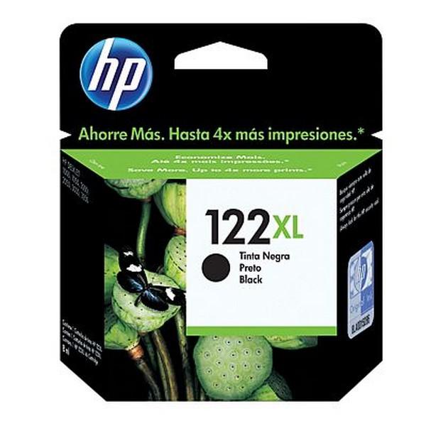 Оригинальный черный струйный картридж повышенной емкости HP 122XL Black (CH563HE)-89