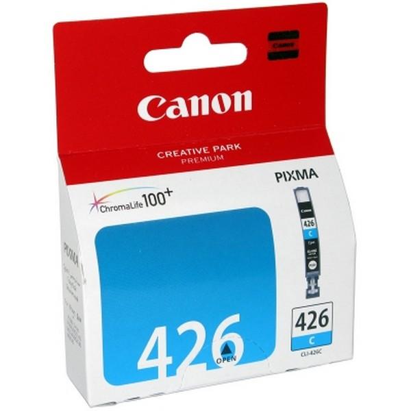 Оригинальный цветной струйный картридж Canon CLI-426C Cyan (4557B001)-170