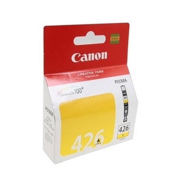 Оригинальный цветной струйный картридж Canon CLI-426Y Yellow (4559B001)-2425