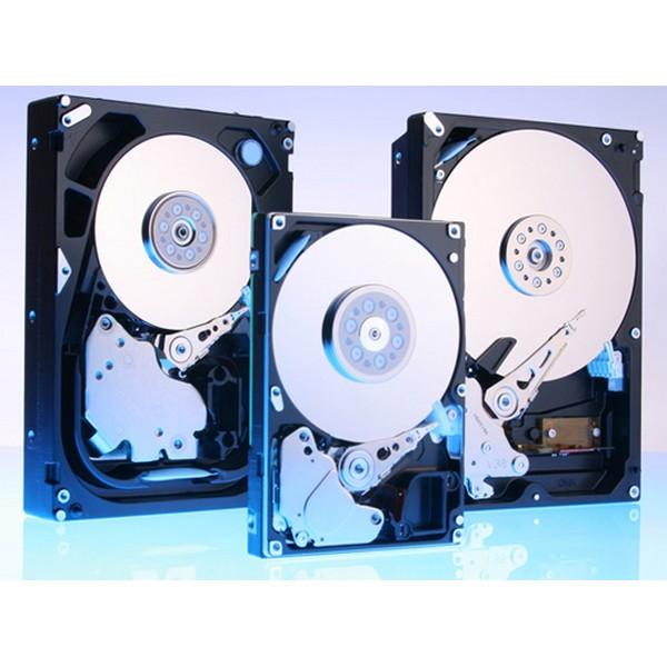 Жесткие диски, SSD накопители