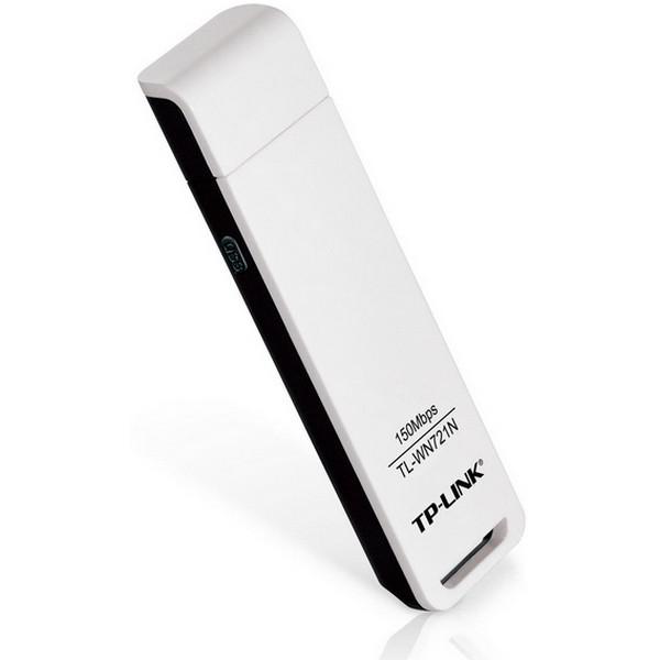 Беспроводной сетевой адаптер TP-LINK TL-WN727N 150 Мбит/с USB-557