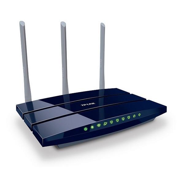 Беспроводной гигабитный маршрутизатор с USB портом TP-LINK TL-WR1043ND 300 Мбит/с-1846