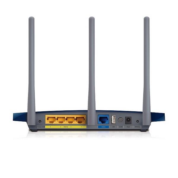 Беспроводной гигабитный маршрутизатор с USB портом TP-LINK TL-WR1043ND 300 Мбит/с-1848