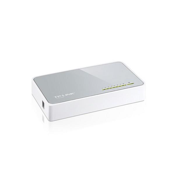 Коммутатор TP-LINK TL-SF1008D 8-портовый 10/100 Мбит/с-464