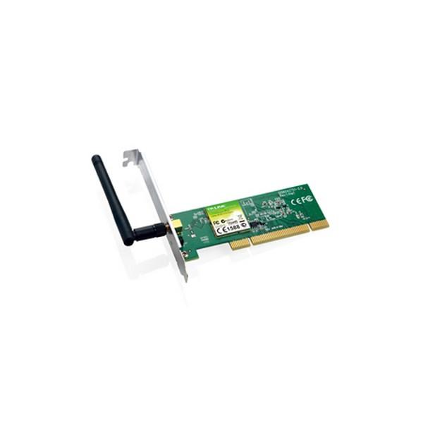 Беспроводной сетевой адаптер TP-LINK TL-WN751ND 150 Мбит/с PCI-554