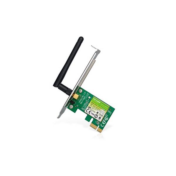 Беспроводной сетевой адаптер TP-LINK TL-WN781ND 150 Мбит/с PCI Express-555