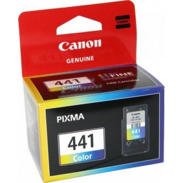 Оригинальный цветной струйный картридж Canon CL-441 Color (5221B001AA)-716