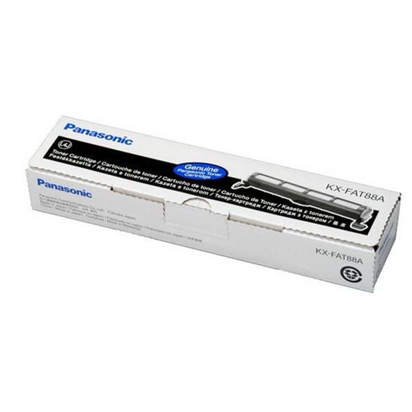 Тонер-картридж Panasonic KX-FAT88A7-687