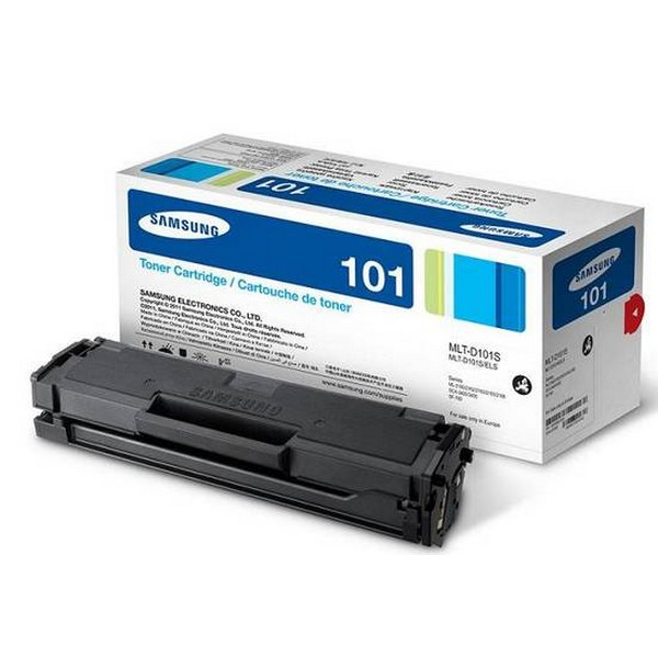 Оригинальный лазерный черный картридж Samsung MLT-D101S /SEE Black-1524