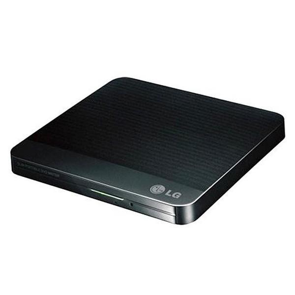 Внешний оптический привод DVD-RW LG Slim Portable GP50NB41 Black USB 2.0-1535