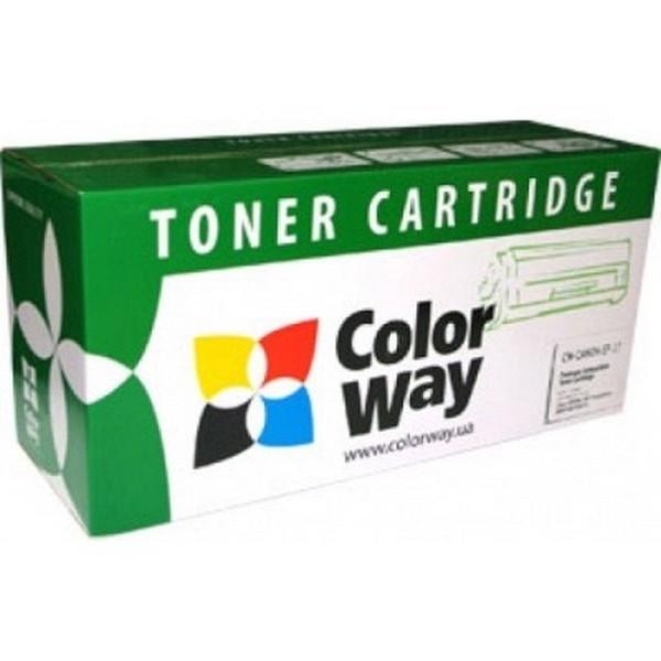 Совместимый лазерный черный картридж ColorWay Canon EP27 (CW-CEP27M) Black-1583