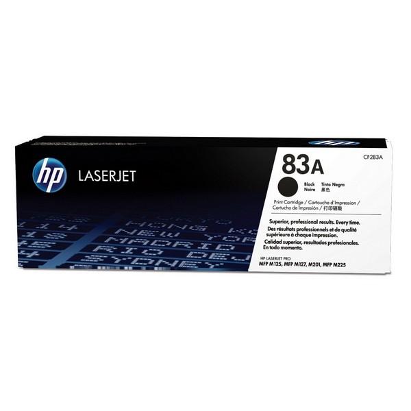 Оригинальный лазерный черный картридж HP LaserJet 83A (CF283A) Black-1741