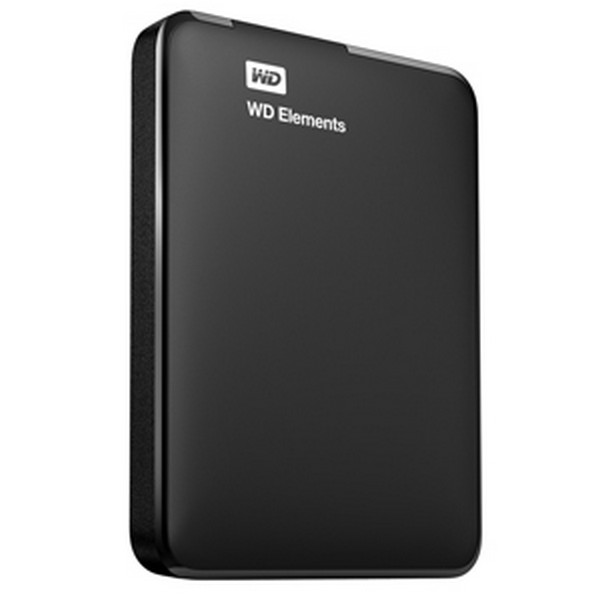 "Внешний жесткий диск 2,5"" 2Tb WD Elements (BU6Y0020BBK-EESN) USB 3.0 Black-1952"