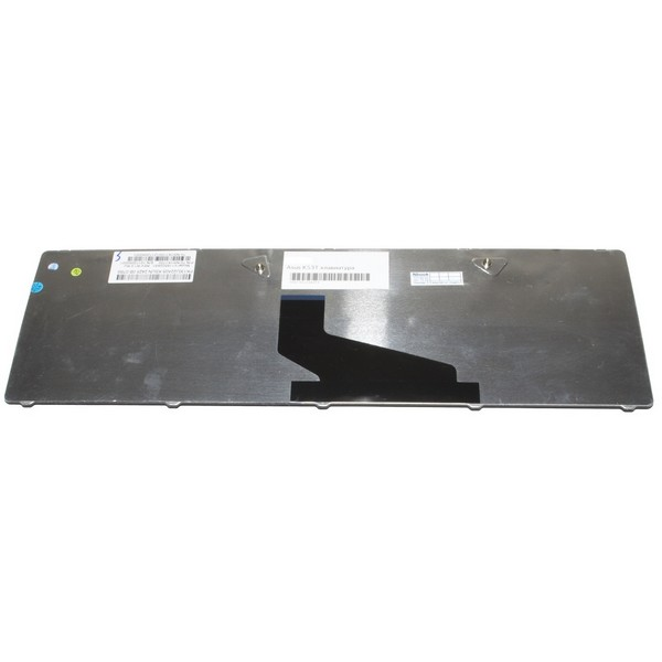 Клавиатура для ноутбука ASUS A53, K53, K73, X53, X73, black, frame, rus-2250
