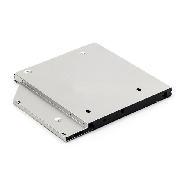 "Адаптер Optibay 9,5"" для установки жесткого диска 2,5"" SATA вместо mini SATA оптического привода ноутбука-2385"
